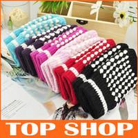 Wholesale Fingerless Gloves Fingerless Glove Half Fingerless Warm Adult Knitted Gloves Neutral Both Man And Woman Unisex Woolen Gloves SS0009