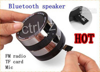 2.1 Universal HiFi New Wireless Bluetooth Stereo Loud Speaker Super Bass Portable Speakers Speakerphone Loudspeaker for iPhone 5s 5c note tab 3 ipad air mini