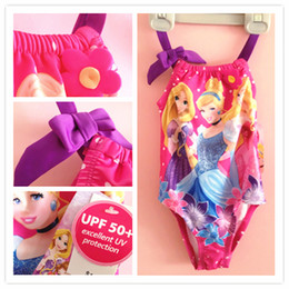 Wholesale Children girl kid swimsuit swimwear beach wear bikini swimming wear