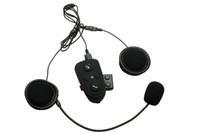 Wholesale HM NO FM Motorcycle Bluetooth Helmet Intercom Headset Motorcycle Speakers AAA Quality