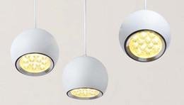 Modern White 12W LED Pendant Lamp Dinning Lights 85-265V 12 Watt Ceiling Downlight Living Lamps Fixture WW CW CE ROSH 2pcs lot-Via Express
