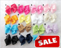 Diy  accessories Blending bowknot Boutique DIY hair accessories handmade bowknot for fashion baby headband hair bands hairpin bow diy parts hair jewelry Christmas newest
