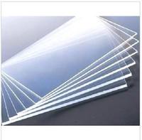 Wholesale transparent Clear Acrylic Perspex Plastic Plexiglass mm x mm x mm One A4 Sheet