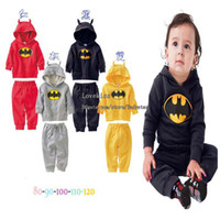 Wholesale Children Set Kids Suit Outfits Baby Clothing Two Piece Boy And Girl Long Sleeve Hoodie Activewear Pants Infant Clothes Child Suit Kids Sets