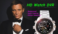8G   Wholesale - 8GB Sports Spy Camera Watch DVR DV Digital Video Recorder Camcorder Spy Hidden Cam Cameras