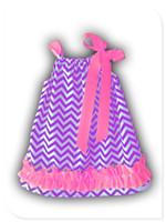 TuTu baby smocked dresses - Christmas Smocking Dresses Baby Dress Infant Chevron Toddler Satin Pillow Dress For Doll Girls Smocked Dresses