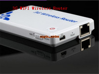 Wholesale New Unlocked HSDPA G WIFI Wireless Router SIM Modem Mobile Broadband MBPS
