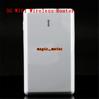Wholesale New Unlocked HSDPA G WIFI Wireless Router SIM Modem Mobile Broadband MBPS Factory price DHL Free From magic_music