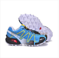 Wholesale 2014 Hot Women Salomon Running Shoes Speedcross S lab Sense XT D wings ultra CLIMASHIELD Outdoor Walking Shoes size