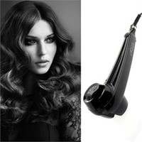 Wholesale 2013 Electric Hair Curler Intelligent Automatic Curling Iron PRO Perfect Curl Style Hair Curling Tool Hair Curler
