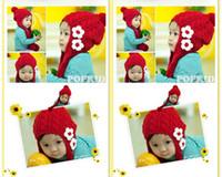 Unisex Winter Winter scarf hats Baby Winter Scarf Hats Kids Woven Hats Scarves of Children's Crochet Hats Lovely Hats Korean Style Kids Crochet Caps free ship