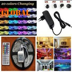 Wholesale 150M RGB LED Strip SMD Meter rolls leds Flexible Waterproof key I