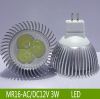 Wholesale MR11 MR16 W V Electricity saving LED Light Bulb spotlight lamp V W MR16 MR11