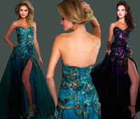 Cheap Reference Images prom dress Best Sweetheart Chiffon evening dress