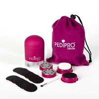 Wholesale Pedi Pro PediPro Deluxe Pedicure Pedi Foot File Hard Skin Remover Kit Set