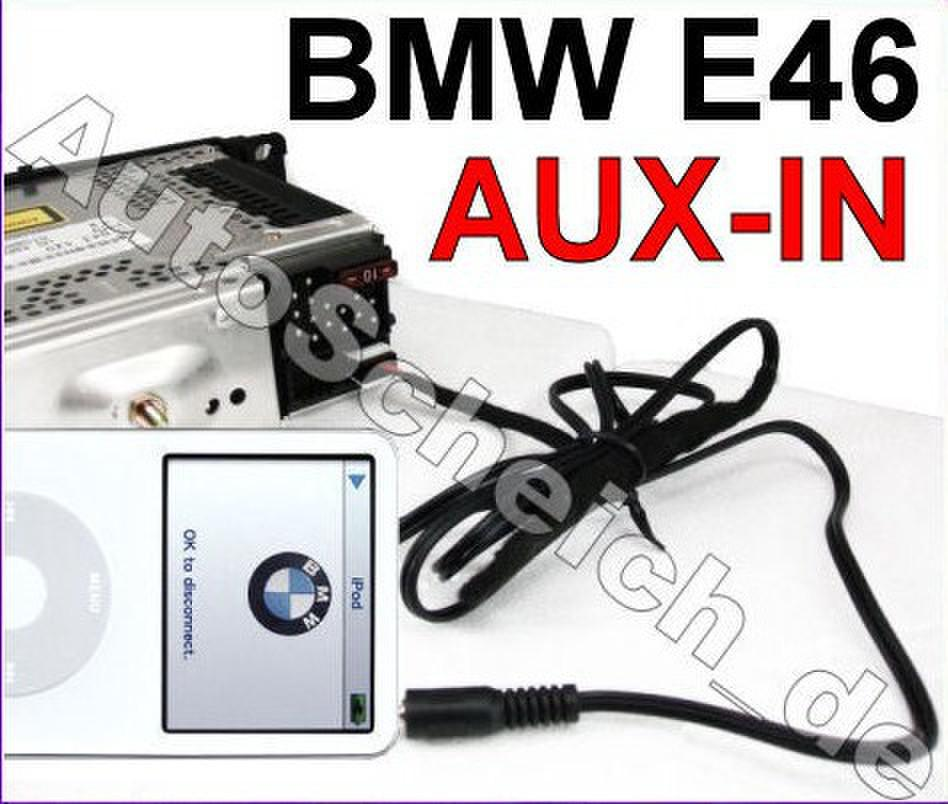 Bmw E46 Aux In Ipod Adapter Kabel Radio Cd Autoradioshipped Out Within 24h From Evelyn106 16