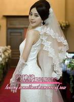 Wholesale 2014Broad brimmed lace star bridal veil bridal veil elegant bridal veil