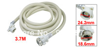 Cheap White 3.7 Meters Washer Washing Machine Water Inlet Hose Pipe