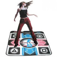 Wholesale NEW DDR Non Slip Dancing Dance Mats Pads to PC USB For An Arcade feel Works with PC ZXJ