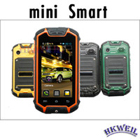 Outdoor Mini A1 V5 Android Cell Phone SC6820 Single Core Wit...