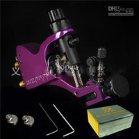 Wholesale Precision Tattoo Guns Stigma Bizarre V2 Rotary Tattoo Machine with Stroke Excenter Allen Key