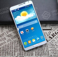Wholesale Quad Core MTK6589 Android GHz Inch HD Screen MN9005 G G RAM G ROM Memory MP Camera Smart Cell Phone Note3 N9000