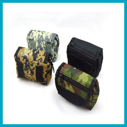Wholesale 10pcs High Quality Multifunctional Waterproof Outdoor edc accessories bag service package mini waist pack mobile phone bag