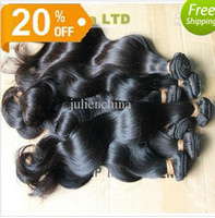 Wholesale Hair Products Unprocessed Brazilian Virgin Human Hair Weave Double Weft Hair Extensions Wavy Body Wave Hair Weft