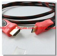 Wholesale HOT in Dec Black High Speed m HDMI To Mini HDMI Cable For HD Camera HDTV DV DC DVD Players churchill