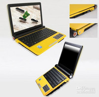 Wholesale DHL quot S30 Intel Atom D2500 Win7 OS inch Mini Laptop PC G G G RAM G G G Notebook Computer
