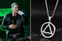 Wholesale The Best RAPPER Eminem High quality Technica pendant hiphop necklace fashion