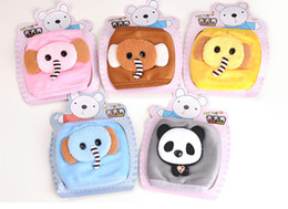 Wholesale Cute baby elephant cartoon panda masks animal masks children s winter fashion warm face mask g