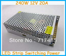 Wholesale A Switching Power12V Output Metal Case Shipping for Free