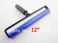 Wholesale Manual Cleaner Tool quot Long Anti static Sticky Silicone Roller
