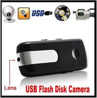 Cheap None Spy USB Disk Cameras Best Motion Detection  hidden camera