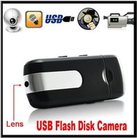None Motion Detection  HD 1280x960 Spy Camera U10 USB Flash Drive Recorder Mini Camcorder Audio & Video Covert Cam