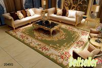 Wholesale New fashion Beautiful flower carpet runner European style Rectangle shape carpet bed room living room decor many size choose