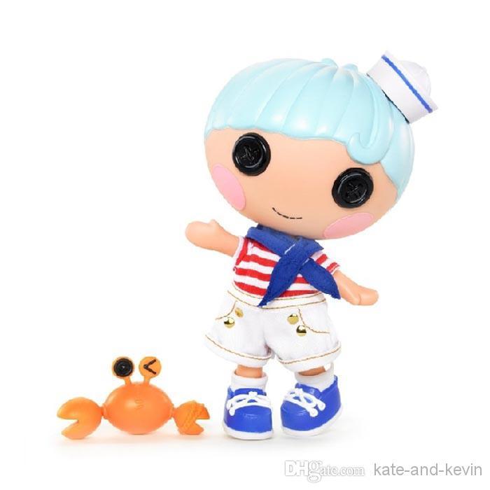 Lalaloopsy Littles Cartoon Cheap Lalaloopsy Best Wholesale Mga Lalaloopsy Littles Doll Matey