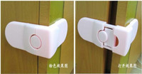 Wholesale Baby Drawer Safety Lock For Door Cabinet Refrigerator Locks Straps Baby Safe Product Baby Care