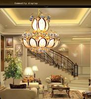 Hot Sale!European Style Chandeliers Pendant Lamps Indoor Lig...