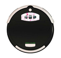 Wholesale New V V Intelligent Automatic Robotic Intelligent Vacuum Cleaner Black Y4037A