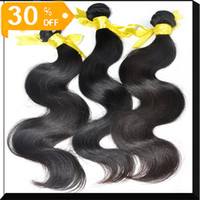 Wholesale 100 Virgin Brazilian human Hair Weaving Body Wave Best Quality Peruvian Malaysian Indian Virgin Human Hair A