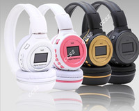 Wholesale Zealots n65 wireless card MP3 headsets headphones