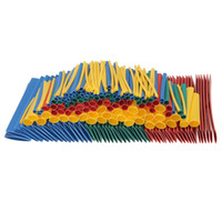 Wholesale 260pcs Size Assortment Heat Shrink Tubing Tube Sleeving Wrap Wire Cable Kit