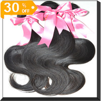 Wholesale 100 virgin Brazilian Russian body wave bundle hair weave AAAAA Grade High Quality A