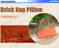 Wholesale Brick Pillow Natural Nap Home Textile Cushion Lsea Group Power Seckill others