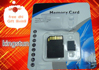 Wholesale High speed GB TF cards memory card micro sd card with SD adapter and retail packaging The factory FREE DHL222359B