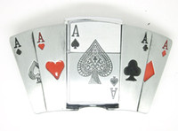 ace lighter - Ace Lighter Poker Belt Buckle
