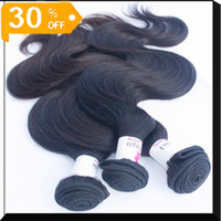 Wholesale Virgin Brazilian Hair Body Wave Human Hair Extension mixed length A
