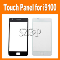 Wholesale Replacement Screen Glass Lens for SamSung S2 i9100 A via ePacket